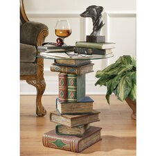 <strong>Design Toscano</strong> Stacked Volumes Sculptural End Table