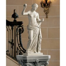 <strong>Design Toscano</strong> Venus of Arles Gallery Sculpture in Faux Stone