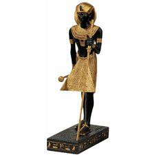 Egyptian Tutankhamen Pharaoh of the Realm Figurine