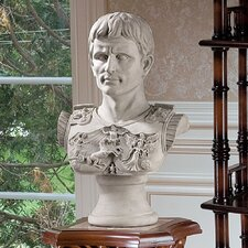 Caesar Primaporta Sculptural Bust