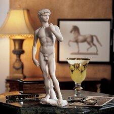 Bonded Marble David (1504) Figurine
