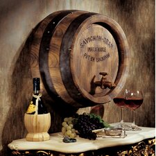French Wine Barrel Wall Décor