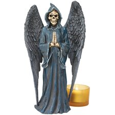 Grim Reaper Angel of Darkness Statue