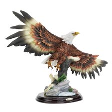 <strong>Design Toscano</strong> Wingspan Bald Eagle Figurine