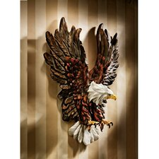 <strong>Design Toscano</strong> Liberty's Flight Eagle Wall Décor