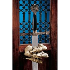 Dragons Thorne MacGarvey Claw Sword Hanger Figurine