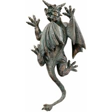 Gargoyle on the Loose Wall Sculpture