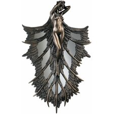 <strong>Design Toscano</strong> Angelic Wings of Nature Wall Décor