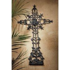The Veneration Crosses Angel of Peace Cross Statue