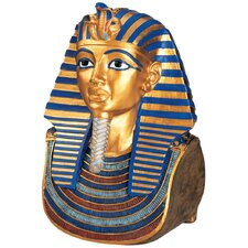 Tut and Nefertiti The Golden Mask of Tutankhamen Bust
