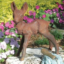 The Deer Fawn Statue