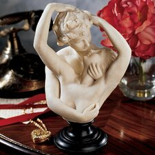 Cupid and Psyche Bust