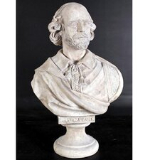William Shakespeare Grand-Scale Sculptural Bust