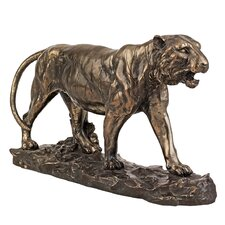Prowling Tiger Figurine