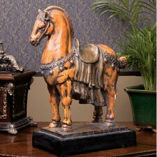 The Emperors Tang Horse Figurine