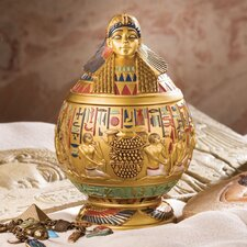 ImSety Canopic Decorative Jar