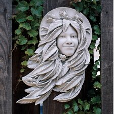 Daphne: Greenwoman Wall Sculpture
