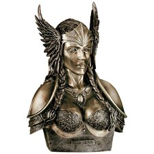 <strong>Design Toscano</strong> Pantheon of Norse Divinities Valkyrie Bust