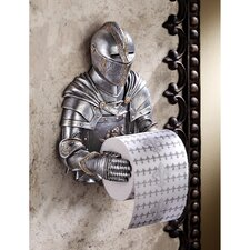 A Knight to Remember Gothic Bath Tissue Holder