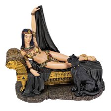 Egyptian Harem Consort Figurine