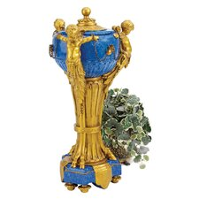 The Carlisle Cherubs Centerpiece Decorative Urn