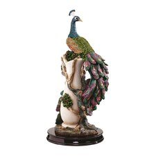 The Peacock's Garden Sculpture