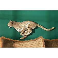 <strong>Design Toscano</strong> Charging Cheetah Wall Décor