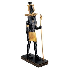 Khnum Creator of Mankind Sculpture