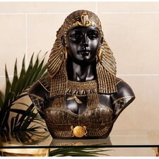 Queen Cleopatra Neoclassical Bust
