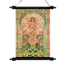 <strong>Design Toscano</strong> The Fairy Muse by Linda Ravens Tapestry
