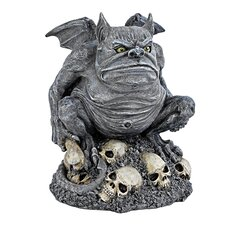 <strong>Design Toscano</strong> Bone Chiller the Troll Gargoyle Statue