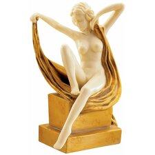 Palace du Trocadero Sitting Figurine