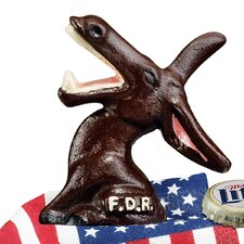 FDR Democratic Party Donkey Bottle Opener