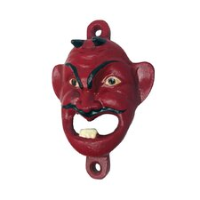 Red Devil Cast Iron Bottle Opener