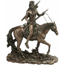 <strong>Design Toscano</strong> The Warrior's Lonely Path Figurine