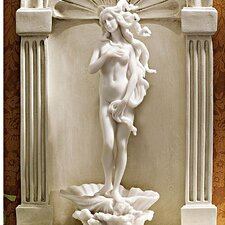 <strong>Design Toscano</strong> Birth of Venus (1486) Bonded Marble Statue