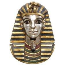 Tutankhamen Egyptian Wall Bust