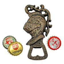 Medieval Knight Bottle Opener (Set of 2)