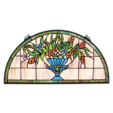 Titchfield Abbey Demi - Lune Window