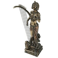 Egyptian The Pharaoh's Harpist Egyptian Statue