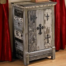 Gothic Sanctuary End Table
