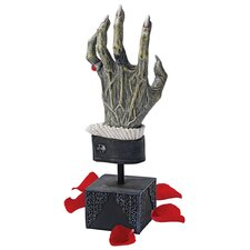 <strong>Design Toscano</strong> The Vampire Hand of Dracula Statue