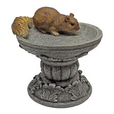 <strong>Design Toscano</strong> Hunter, the Woodland Squirrel Statue