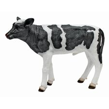 <strong>Design Toscano</strong> Country Boy Cow Statue
