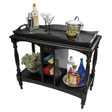 Augustana Open Front Sideboard Server
