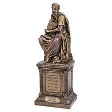 <strong>Design Toscano</strong> Master of Philosophy Plato Statue