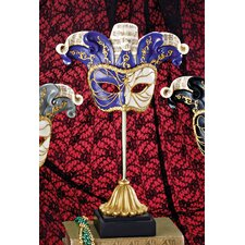 <strong>Design Toscano</strong> French Quarter Mardi Gras Display Mask