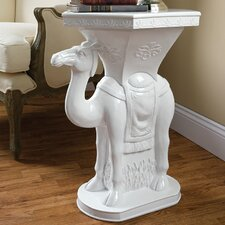 <strong>Design Toscano</strong> Bedouin Camel End Table