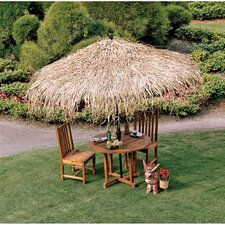 <strong>Design Toscano</strong> Tropical Thatch Umbrella Cover