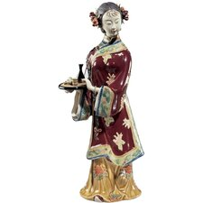 Her Lady's Attendant Figurine